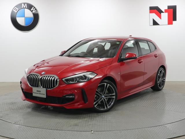 BMW 118i Mスポーツ 18インチAW ストレージパッケージ ナビパッケージ クルーズコントロール Rカメラ FRセンサー LED 衝突軽減 車線逸脱 USB コンフォートアクセス