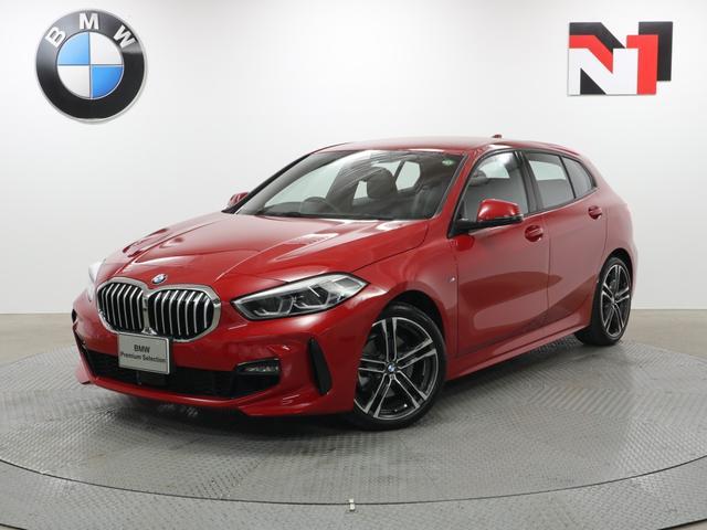 BMW 118i Mスポーツ 18インチAW ストレージパッケージ アクティブクルーズコントロール Rカメラ FRセンサー LED 衝突軽減 車線逸脱 USB 電動リヤゲート パーキングアシスト