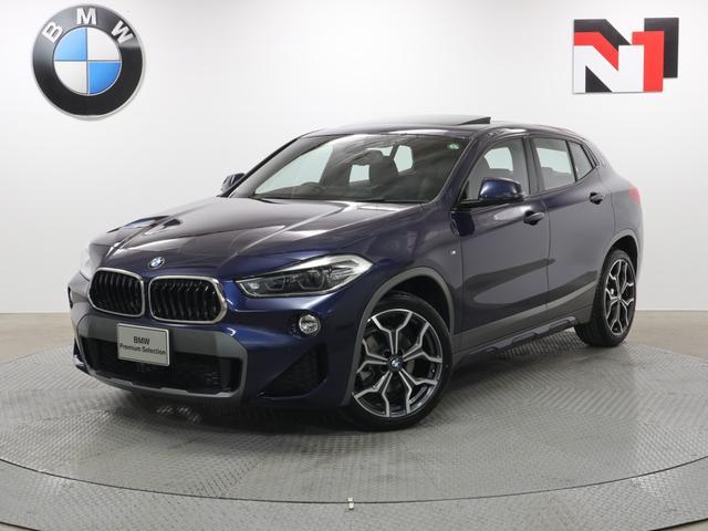 BMW sDrive 18i MスポーツX 19AW 電動ガラスサンルーフ セレクトパッケージ コンフォートパッケージ アクティブクルーズコントロール LED 衝突軽減 車線逸脱 Rカメラ FRセンサー ヘッドアップディスプレイ USB