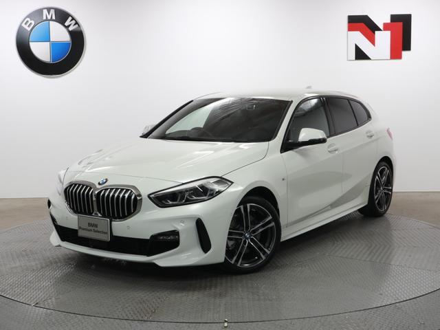 BMW 1シリーズ 118d Mスポーツ エディションジョイ+ 18インチAW ストレージパッケージ アクティブクルーズコントロール Rカメラ LED 衝突軽減 車線逸脱 USB