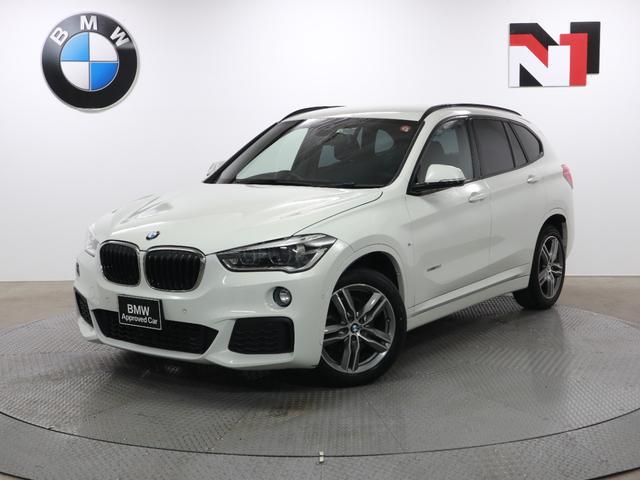 BMW sDrive 18i Mスポーツ 18インチAW コンフォートパッケージ Rカメラ FRセンサー LED 衝突警告 車線逸脱 電動リヤゲート USB