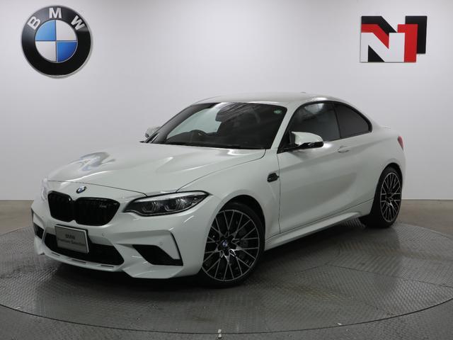 BMW コンペティション 19インチAW Harman/Kardon パドルシフト Rカメラ FRセンサー 衝突警告 車線逸脱 M DCTドライブトロニック LED フロントシートヒーター コンフォートアクセス