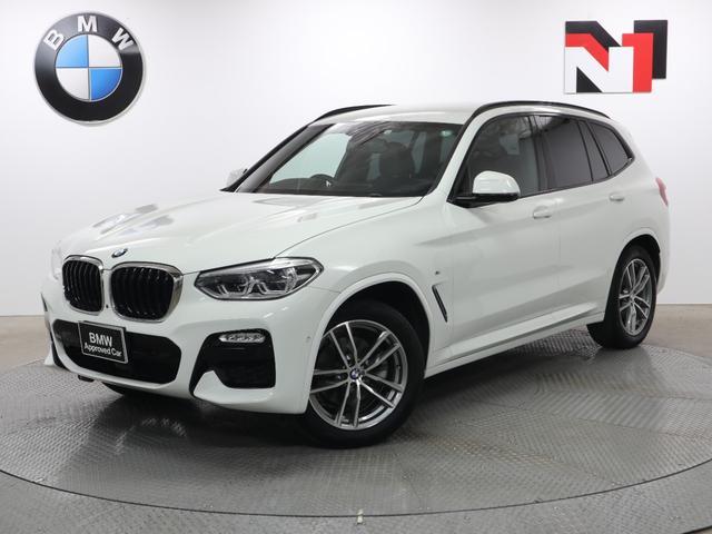 BMW X3 xDrive 20i Mスポーツ 19インチAW アクティブクルーズコントロール パドルシフト 全周囲カメラ FRセンサー アダプティブLED 衝突軽減 車線逸脱 ヘッドアップディスプレイ USB 電動リヤゲート