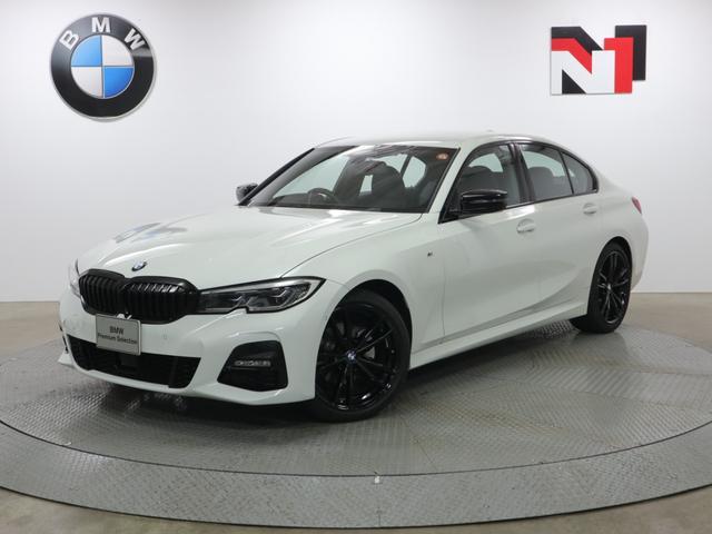 BMW 320d xDrive Mスポーツ エディションサンライズ 19AW アダプティブMサスペンション アクティブクルーズコントロール パドルシフト Rカメラ LED 衝突軽減 FRセンサー USB
