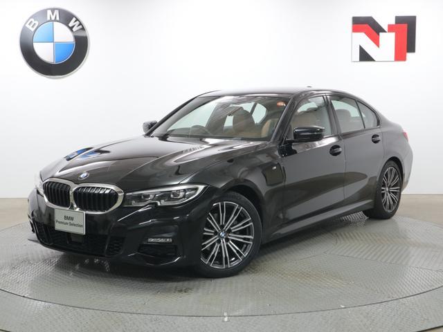 BMW 318i Mスポーツ ハイラインパッケージ 18AW コニャックレザー ハイラインパッケージ コンフォートパッケージ アクティブクルーズコントロール Rカメラ LED 衝突軽減 車線逸脱 FRセンサー フロントシートヒーター 電動リヤゲート