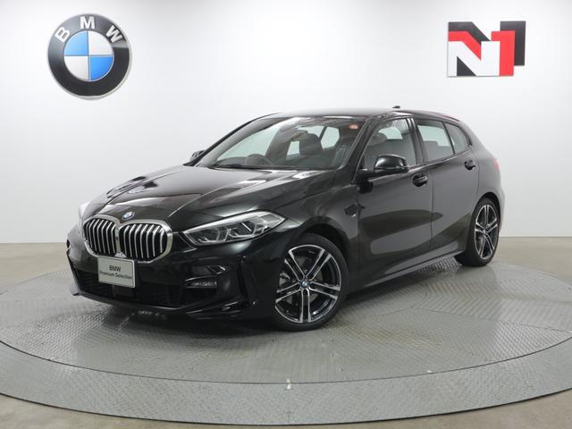 BMW 118i Mスポーツ 18インチAW コンフォートパッケージ ストレージパッケージ アクティブクルーズコントロール LED 衝突軽減 車線逸脱 Rカメラ FRセンサー USB コンフォートアクセス