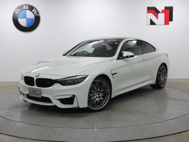 BMW M4 M4クーペ コンペティション 20インチAW クルーズコントロール パドルシフト Rカメラ FRセンサー LED 衝突警告 車線逸脱 USB コンフォートアクセス フロントシートヒーター