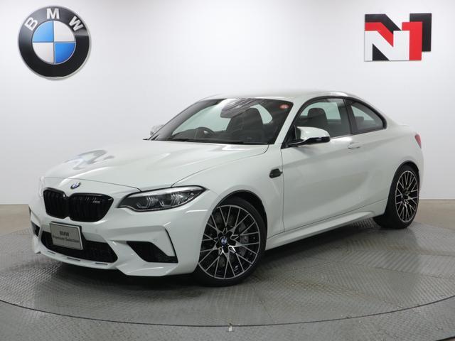 BMW コンペティション 19インチAW クルーズコントロール パドルシフト Rカメラ FRセンサー LED 衝突軽減 車線逸脱 USB Harman/Kardon フロントシートヒーター