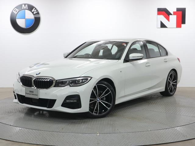 BMW 318i Mスポーツ 19インチAW コンフォートパッケージ アクティブクルーズコントロール Rカメラ FRセンサー LED 衝突軽減 車線逸脱 USB パドルシフト 電動リヤゲート コンフォートアクセス