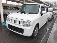 アルトラパンナビ 軽自動車 ホワイト CVT AC 4名乗り