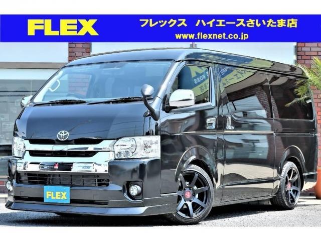 トヨタ GL 2.7L ガソリン TSSP 10人 ライトカスタム