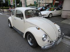VW ビートルロクナナ 1500cc ディーラー車 右ハンドル