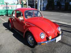 VW ビートルスポルトマチック ディーラー車 右ハンドル クーラー