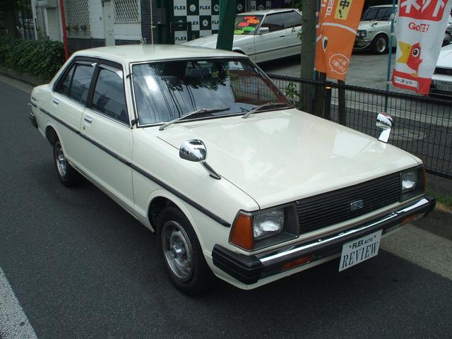 中古車 日産 サニー 310サニー 1400SGL フルノーマル