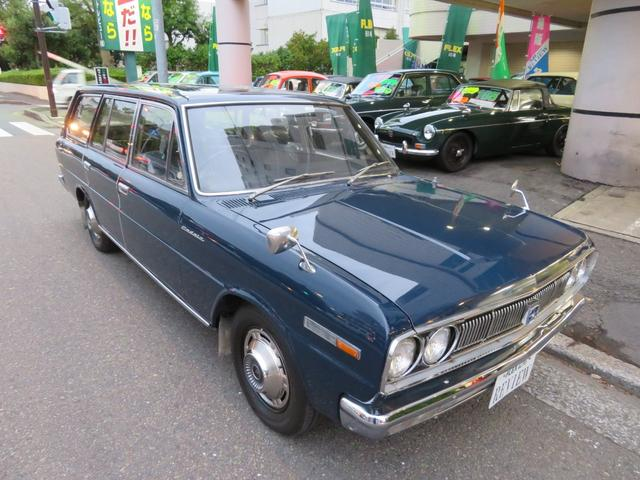Photo of NISSAN CEDRIC VAN  / used NISSAN