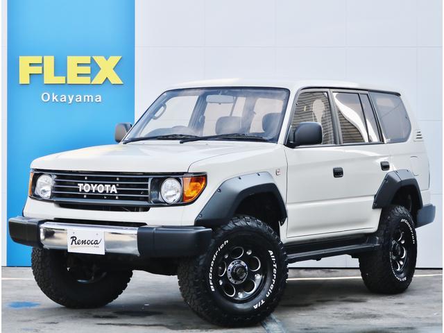 トヨタ RENOCA 2インチアップ 新品タイヤ&ホイール 丸目