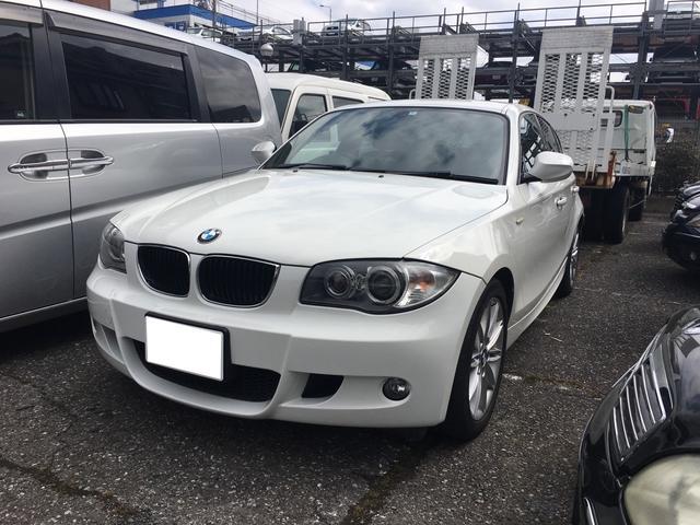 BMW 116i Mスポーツパッケージ ナビTV ETC HID