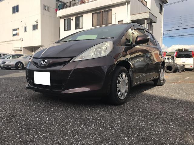 ホンダ フィット シーズ ナビ TV キーレス オートエアコン 記録簿 取扱説明書