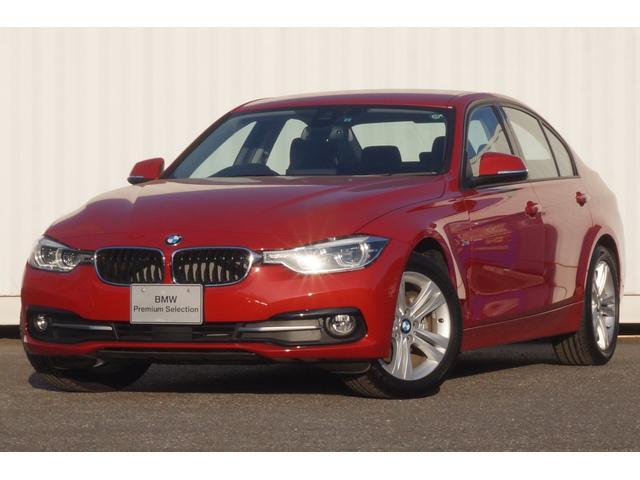BMW 320スポーツACC自動ブレーキ前警告LEDナビカメラETC