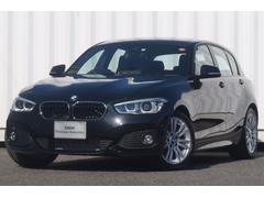 BMW118dMスポーツMエアロ17インチAW純ナビLEDクルコン