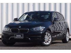BMW118iワンオーナー禁煙車IドライブHDDナビETC5M加入