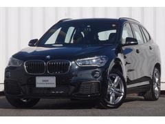 BMW X1xドラ18dMスポACCアドバンスコンフォート縦列駐車HUD
