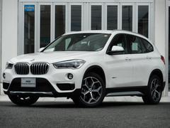 BMW X1xドライブ20xラインコンフォート電動ゲート縦列アシスト半革