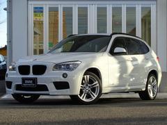 BMW X1sDrive 20i Mスポーツ 黒レザー 純正ナビRカメラ