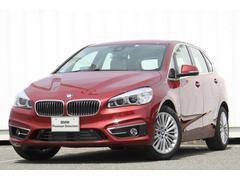 BMW218dアクティブツアラー セレクション ACC