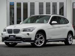 BMW X1sDrive 20i xライン 純正ナビ リアカメラ
