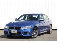 BMW320d Mスポーツ 19インチAW