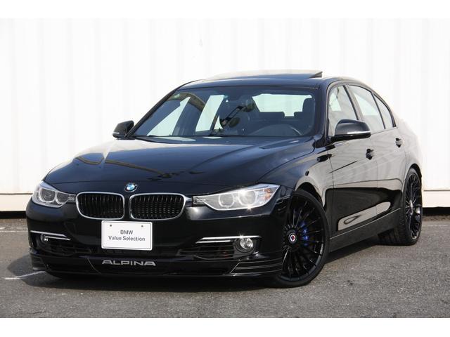 BMWアルピナ ビターボ リムジン サンルーフ 20インチ黒AW 禁煙