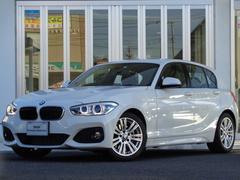 BMW118i Mスポーツ バックカメラ クルコン 歩行者警告