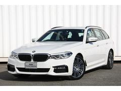 BMW540i xDriveツーリング Mスポーツ デビューP
