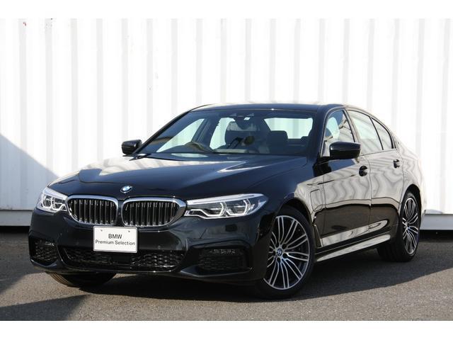BMW 530e Mスポーツアイパフォーマンス ヘッドアップD 黒革