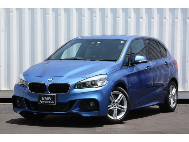 BMW 218dアクティブツアラー Mスポーツ レザーシート