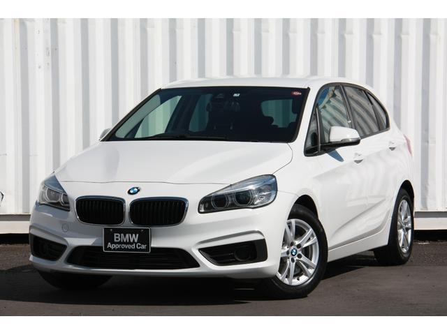 BMW 218iアクティブツアラー ワンオーナー HDDナビ LEDヘッドライト ドライビングアシスト 2.0ETCミラー リアガラスフイルム