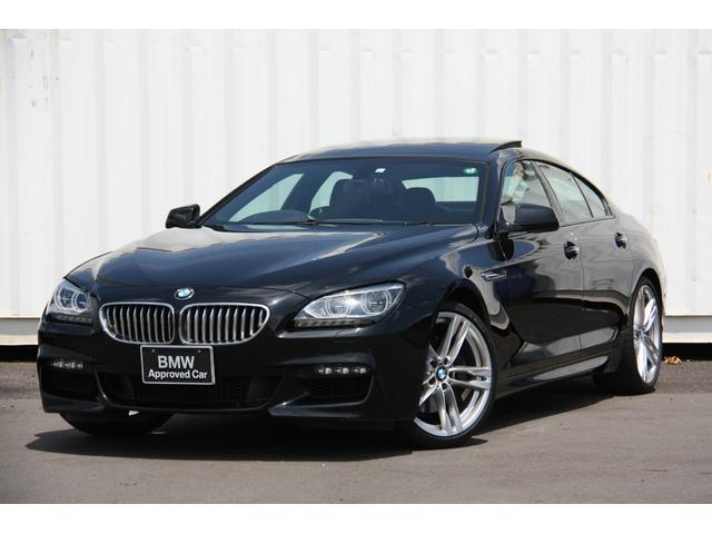 BMW 650iグランクーペ Mスポーツ サンルーフ LED20AW