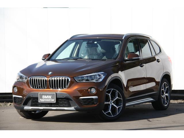 BMW xDrive 18d xライン ハイラインパッケージ オイスターレザー内装 シートヒーター 電動シート コンフォートパッケージ 電動リアゲート スマートキー HDDナビ バックカメラ 自動縦列駐車アシスト 社外地デジチューナー