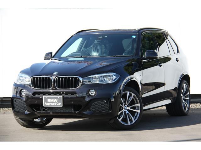 BMW X5 xDrive 35i Mスポーツパッケージ インディビデュアルカラールビーブラック ピアノブラックインテリアパネル ダイナミックパフォーマンスコントロール モカレザー ハーマンカードンサラウンドシステム 20インチAW LED ソフトクローズ