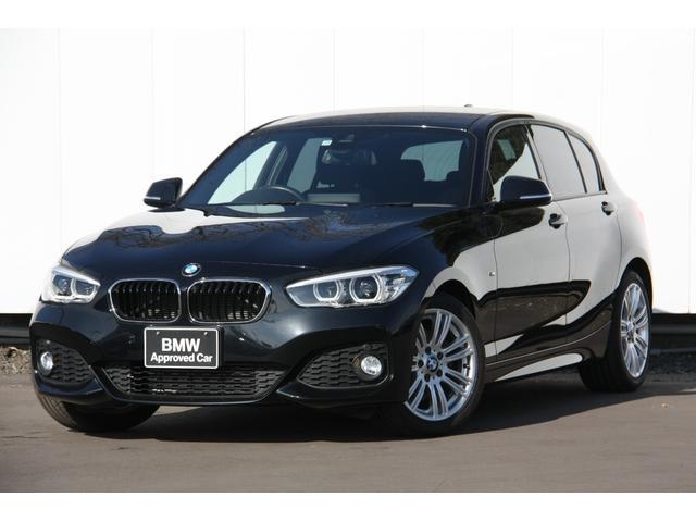 BMW 118i Mスポーツパッケージ パーキングサポート バックカメラ コーナーセンサー HDDナビ Bluetooth  ミュージックコレクション クルーズコントロール 衝突被害軽減ブレーキ 歩行者警告 車線逸脱警告