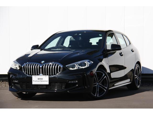 BMW 118i Mスポーツパッケージ コンフォートパッケージ ナビパッケージ ドライバーアシスト パーキングサポート 18インチアルミ ワイヤレスチャージ