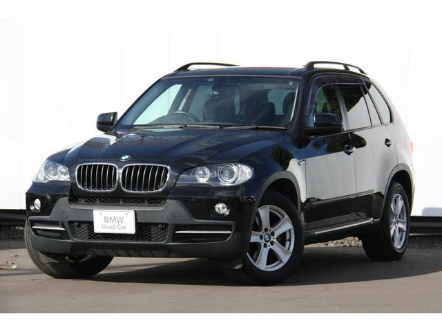 BMW X5 3.0si ワンオーナー アルミステップ HDDナビ バックカメラ  キセノン