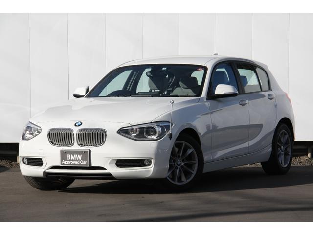 BMW 1シリーズ 116i スタイル HDDナビ AUX入力端子 ミュージックコレクション キセノンヘッドライト