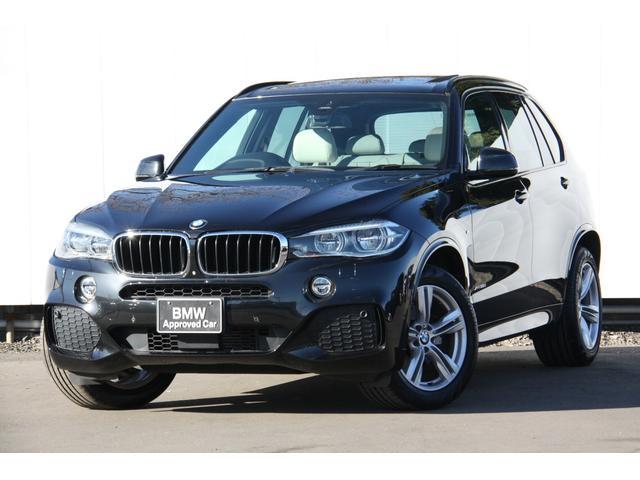 BMW X5 xDrive 35d Mスポーツ セレクトパッケージ サンルーフ 前後シートヒーター ソフトクローズ アダプティブLEDヘッドライト アクティブクルーズコントロール