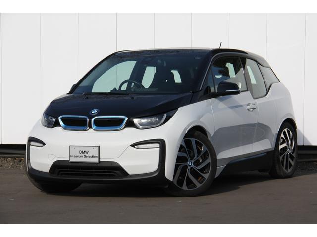 BMW i3 スイート レンジ・エクステンダー装備車 ブラウンレザー プラスパッケージ ドライビングアシストプラス パーキングサポート 19インチアルミ シートヒーター アクティブクルーズコントロール Bluetooth