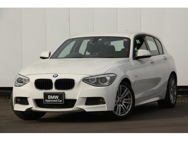 BMW 116i Mスポーツ HDDナビ バックカメラ リアコーナーセンサー