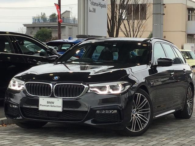 BMW 523iツーリング Mスポーツ Mスポーツ イノベーションパッケージ ヘッドアップディスプレイ ジェスチャーコントロール