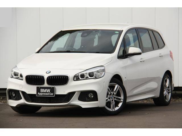 BMW 218iグランツアラー Mスポーツ アドバンストアクティブセーフティ―パッケージ アクティブクルーズコントロール ヘッドアップディスプレイ コンフォートパッケージ 電動リアゲート コンフォートアクセス