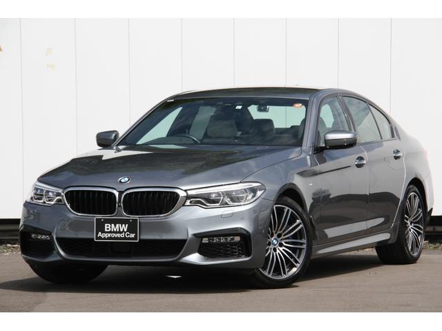 BMW 5シリーズ 540i Mスポーツ 直列6気筒ツインパワーターボエンジン Bowers&Wilkinsダイヤモンドサラウンド ナイトビジョン リアエンターテイメントシステム オイスターレザー